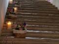 decoro scala Castello di San Martino in rio.jpg
